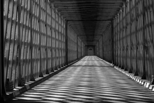 Ponte fronteiriza de Tui. Carlos