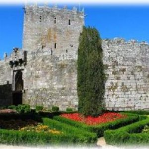 Ruta combinada Soutomaior : Castelo de Soutomaior e rio Verdugo