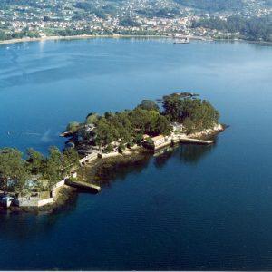 Visita guiada illa de San Simon