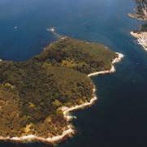 Illa de Cortegada